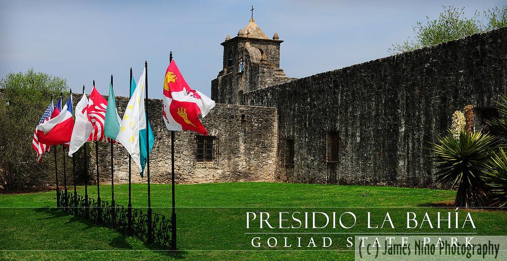 Presidio La Bahia - Goliad State Park